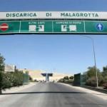 La discarica di Malagrotta