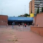 Metro Rebibbia