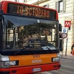 Sciopero mezzi Roma