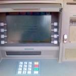 Un ATM Bancomat