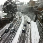 Neve a Roma